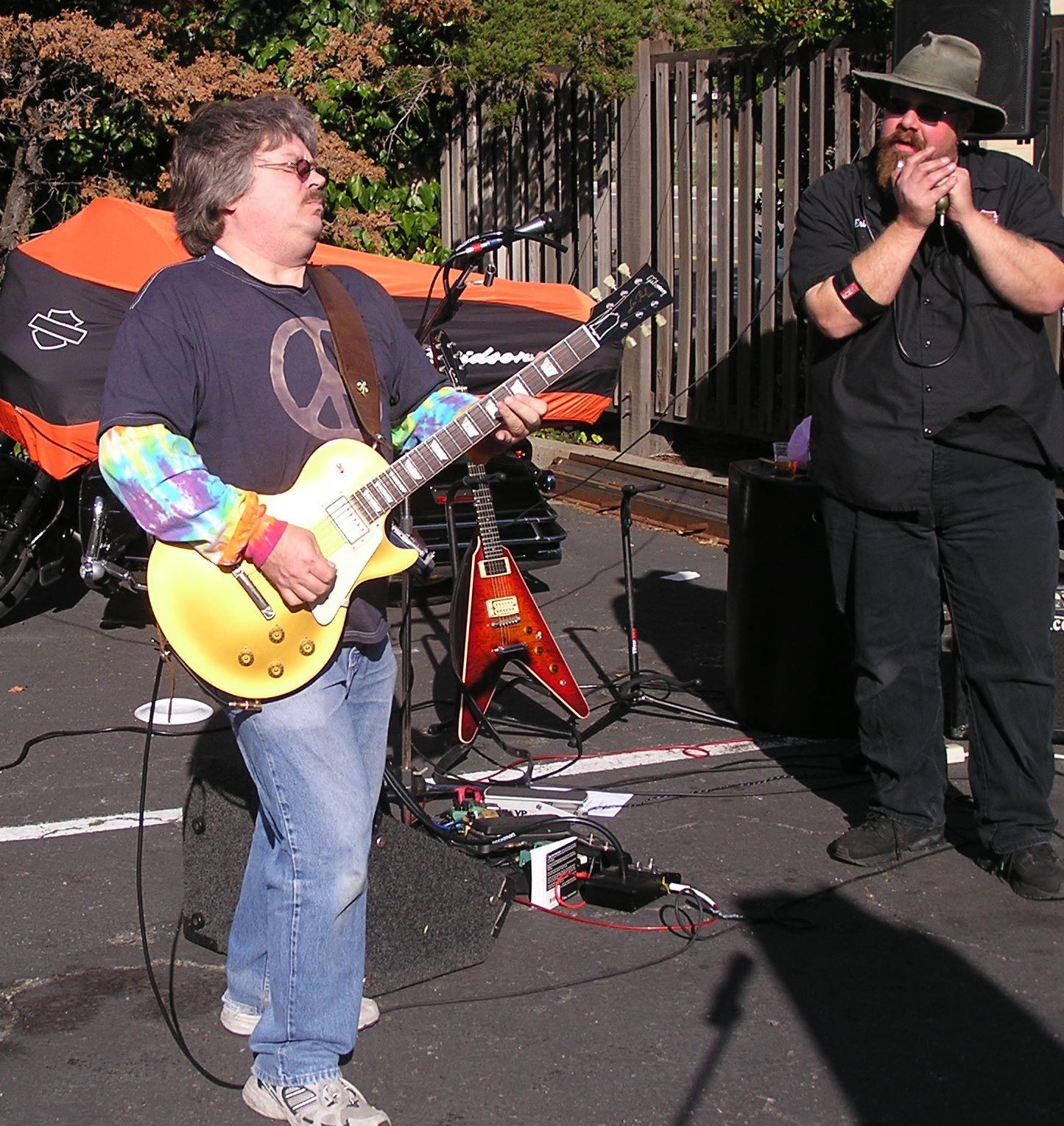 Harley davidson Marin 2008